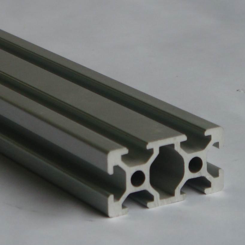 2040 Aluminum Extrusion Window Profile Aluminium Profile Alluminio Profile T Slot And V Slot