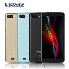 Blackview A20 Smartphone 1 GB RAM 8 GB ROM MTK6580M Quad Core Android GITMEK 5.5 inç 18:9 Ekran 3G çift Kamera Cep Telefonu