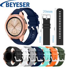 Soft Silicone Watchband for Samsung Gear S3 Classic Frontier Watch Band Strap Replacement Bracelet for Samsung Galaxy Watch 46mm silicone sport watchband for gear s3 classic frontier 22mm strap for samsung galaxy watch 46mm band replacement strap bracelet