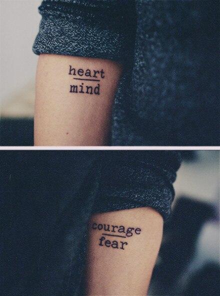 HC113-New Дизайн Моды Временные Татуировки Наклейки Временная Body Art Водонепроницаемый Татуировки Рисунок