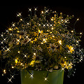 Solar 100 LED Luces de Cadena de Decoración Para El Árbol De Navidad Fiesta de Jardín Al Aire Libre