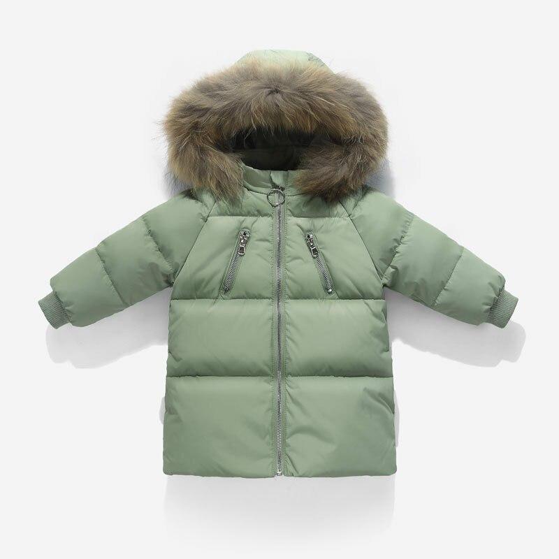 Kid Hooded Jacket 1