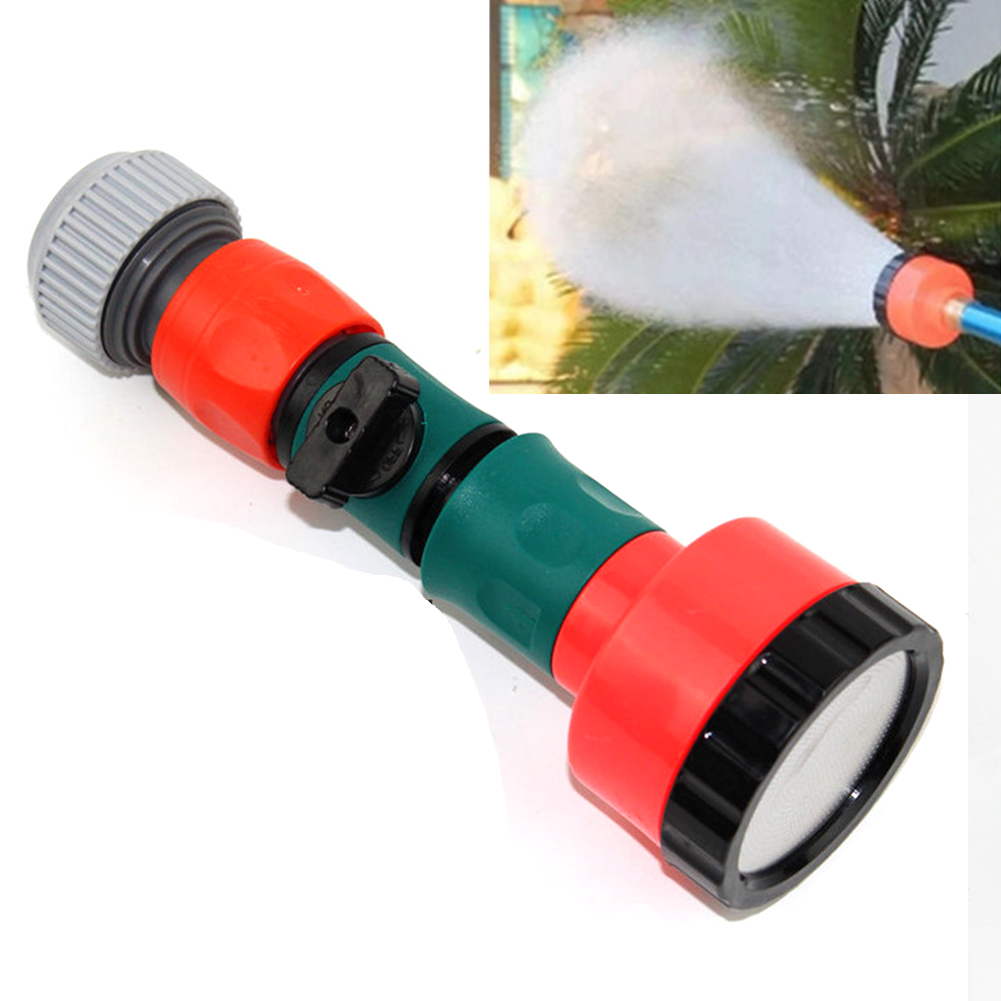 Shower Equipment 4x Automatic Watering Irrigation Spike Garden Plant Flower Drip Sprinkler Water Mar28