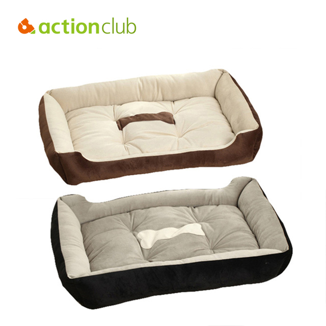 Actionclub Bargain House Pets Beds On Sale Dogs Fashion Soft Dog House High  Quality PP Cotton