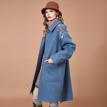 Female Fashion Autumn Woolen
