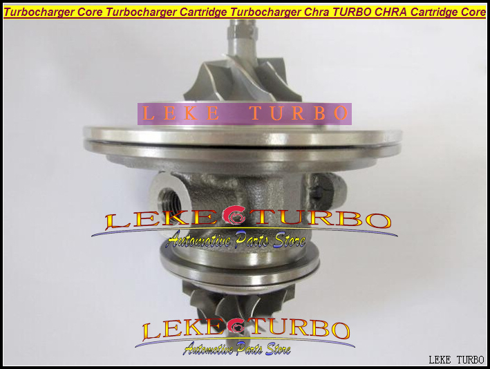 Turbo Cartridge CHRA K03 53039880056 53039880057 Turbo For Citroen Berlingo For Peugeot 206 307 406 Partner DW10ATED 2.0L HDI turbo chra cartridge for peugeot 206 307 406 dw10td partner berlingo picasso xantia suzuki 2 0l k03 kp03 53039880009 9645247080