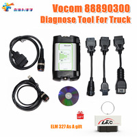 Heavy Duty Vocom 88890300 WIFI Interface Auto Diagnostic Vocom 88890300 USB Connection Truck Diagnose Tool For Truck