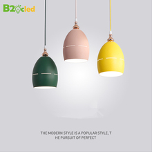 LED pendant Modern fashion simple  light lamp aluminum hanging room lamp for dining room Kitchen Restaurant Renovation Lampshad modern simple square led pendant light for dining room kitchen island foyer bedroom study stairs aluminum ring hanging lamp