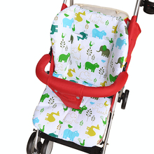 Elephant Baby Diaper Pad for Pushchair Stroller Seat Cushion Cotton Pram Mattress Accessories