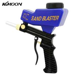 Anti rust Protection Spray Gun machine sand blaster unnecessary surface Material