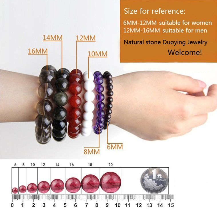 beads size