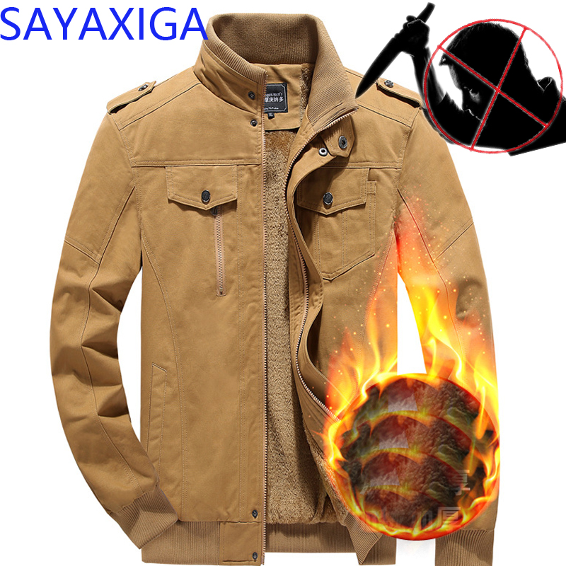 Jackets Careful Self Defense Anti-cut Jacket Men Anti Stab Clothing Anti-knife Cut Resistant Hooded Velvet Outfit Stealth Stab Jackets Coatxxxxx