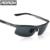 Алюминия поляризованные линзы людей спортивные солнцезащитные очки вождение выпученными мужской очки аксессуары óculos De Sol стекло