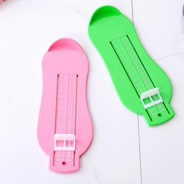 Baby Infant Foot Measure Gauge Shoes Size Measuring Ruler Tool Kid Fittings Gauge Baby Child Foot Measure