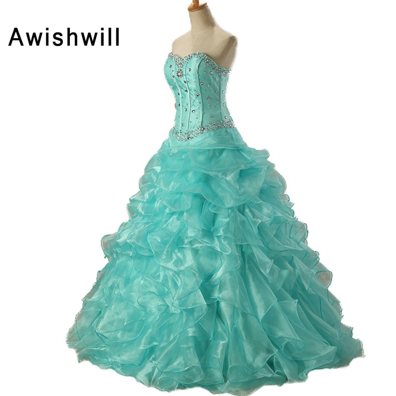Mint Green Color mint green quinceanera dresses promotion-shop for promotional mint