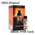 Original smok tfv8 airflow controle atomizador 6 ml de enchimento superior nuvem besta SUB OHM TANQUE Com V8-T8 V8-Q4 V8 Turbo RBA cabeça