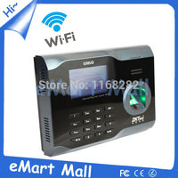 Hot Selling Free Shipping Biometric Fingerprint U160 IC Time Clock With Wifi