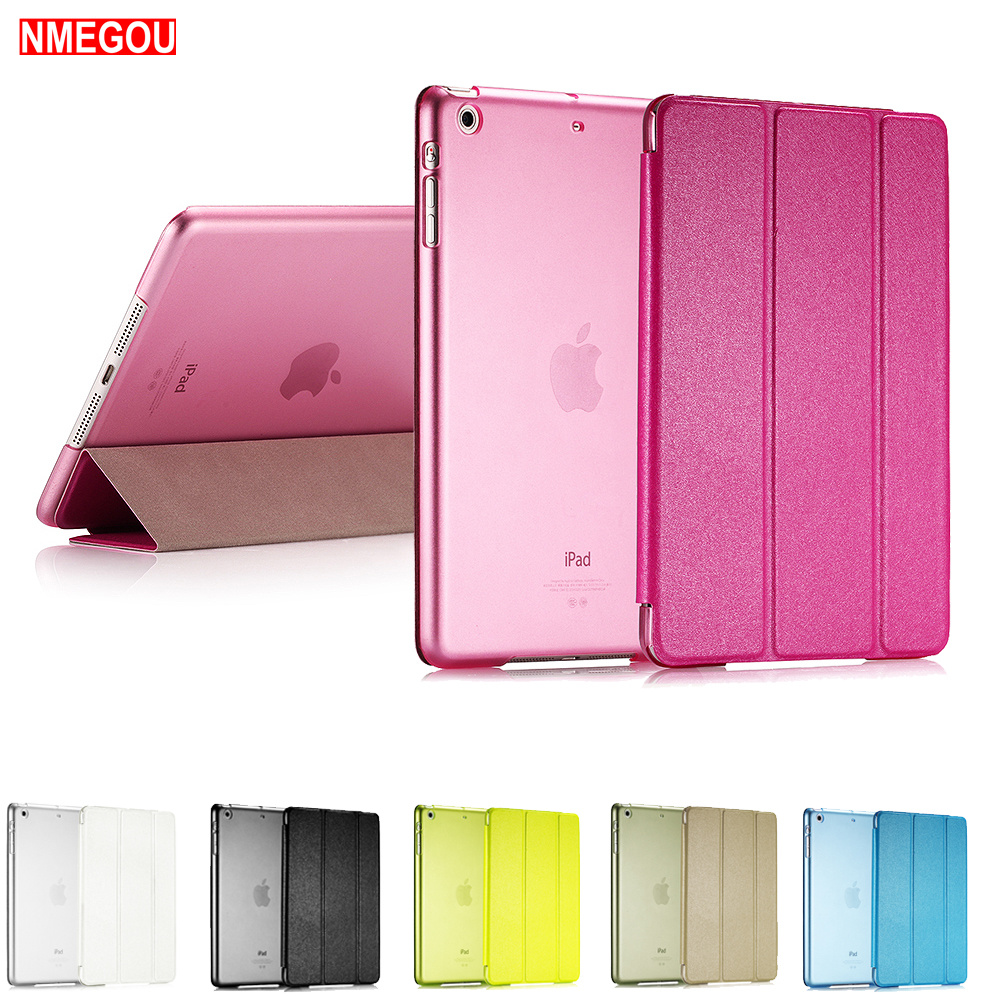 Luxury Ultra Slim PU Leather Flip Stand Shockproof Cover Coque for Apple IPad Mini 1 2 3 4 Cases for I Pad Ipadmini Cuero Fundas image