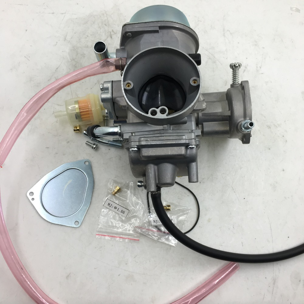 Carburateur SherryBerg adapté pour YAMAHA GRIZZLY YFM660 2002-2008 ATV UTV YFM 660 CARB PD42J-1 PD42J carburateur CARBY