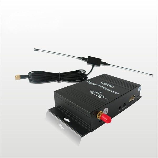 North America ATSC  Car digital tv box tuner receiver box for Car dvd  player or car lcd monitors usb tv tuner digital tv receiver