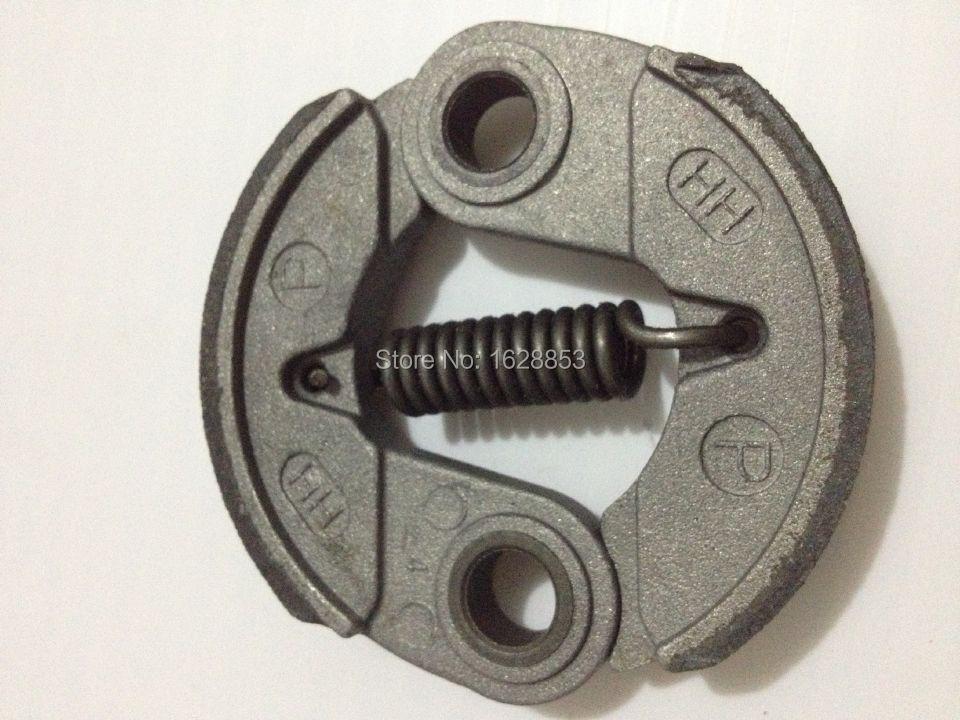 Brush cutter Clutch for grass trimmer spare parts CG430/520/40-5/44-5 2pcs grass trimmer spare parts mainfold for cg430 520 52cc 43cc brush cutter