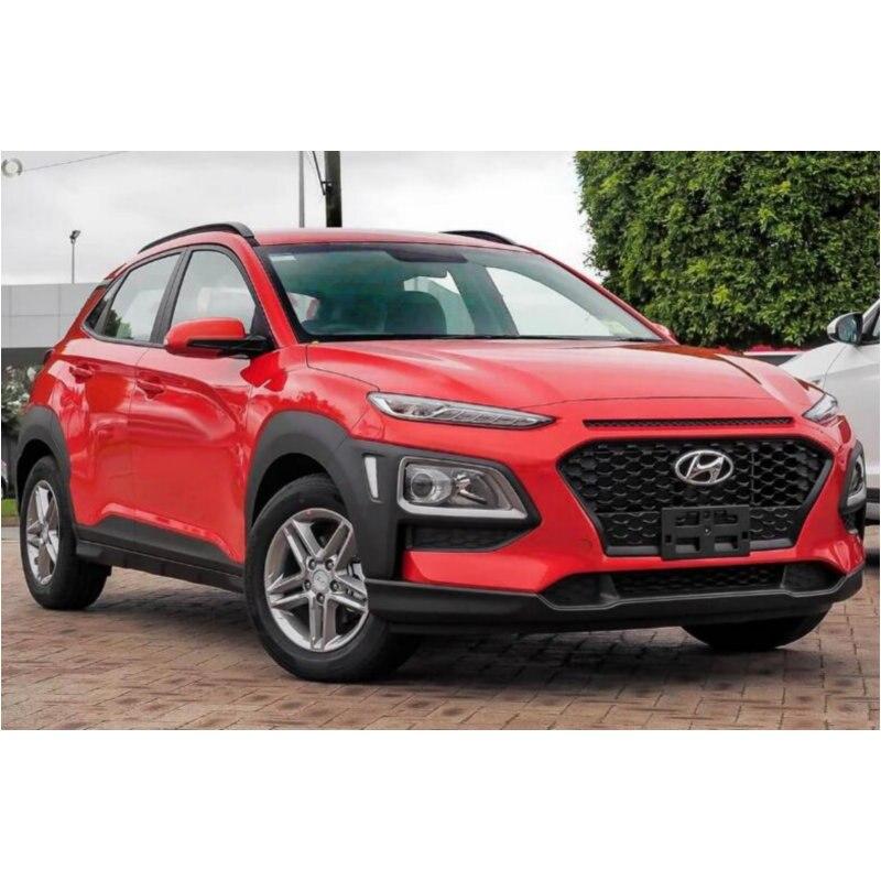 Fog Lamps Lights For Hyundai KONA (OS) Stop Brake Lamp Reverse Back Up Bulb Front Rear Turn Signal Light 2pc