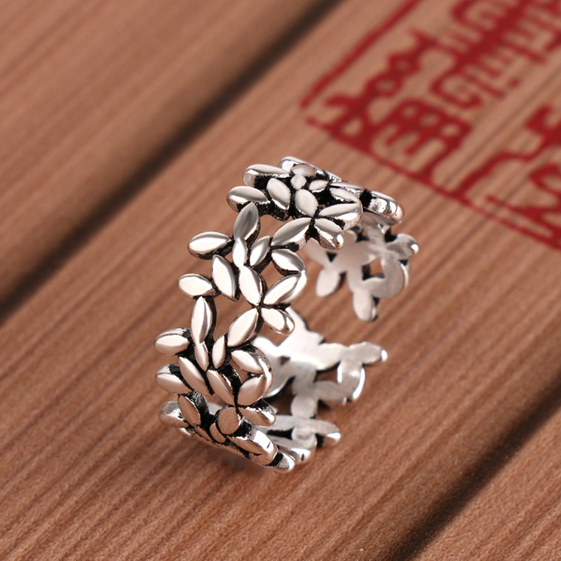 0b633ee65484 Wholesale-Real-925-Sterling-Silver -Vintage-Leaf-Rings-For-Women-Statement-Jewelry-Finger-Ring-anillos-mujer.jpg