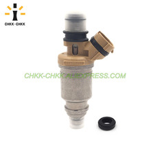 CHKK-CHKK 23250-16150 23209-16150 Refit fuel injector for For TOYOTA General COROLLA / CORONA 1.6L 4AFE 1.5L 5AFE injector dynamics toyota corolla gts 4age id2000 fuel injectors 1983 83