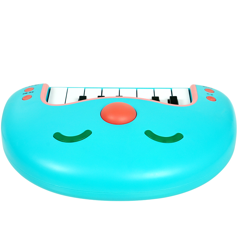Qiaowa baby Musical Educational Recording Replay Animal Sound Toy Piano Developmental Music Learning Instrument Toys - 5