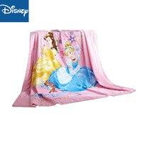 Disney Cartoon Sandy Princess pink print Home Textiles Cotton Boys Grils Summer Quilt Sleeping Covers 200x230cm hot sale