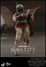 1/6 scale figure doll 12″ action figure doll Collectible Figure model toys Star Wars Episode VI-Return of the Jedi boba fett