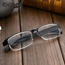 iboode Classic Light Reading Glasses Resin Lens Men Women Presbyopic Eyeglasses with +1.0 +1.5 +2.0 +2.5 +3.0 +3.5 +4.0