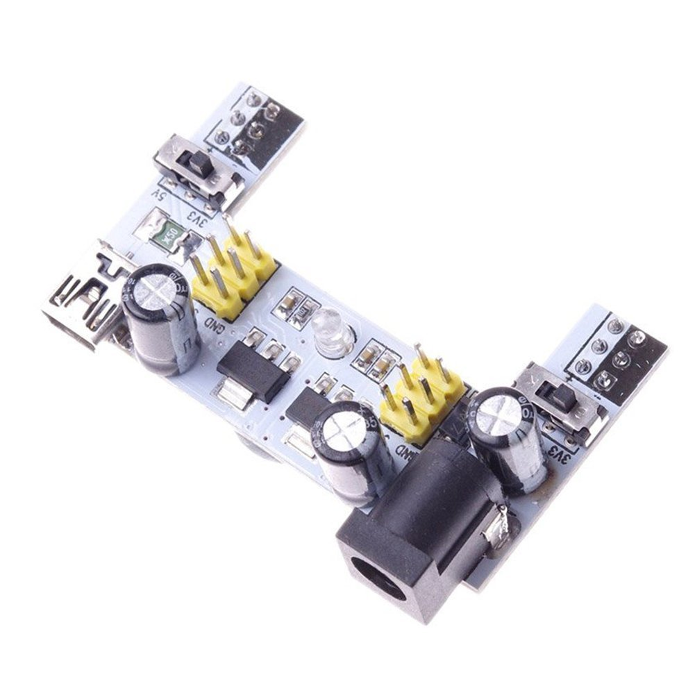65pcs Jump Cable Wires MB-102 830 Point Prototype PCB Breadboard K2 Power Supply