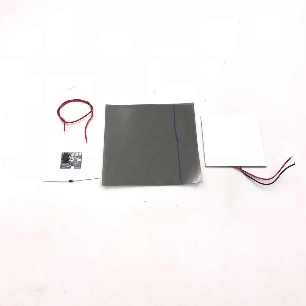 Panel LCD blanco frío para Gameboy, DMG-01, Kit de retroiluminación, Bivert
