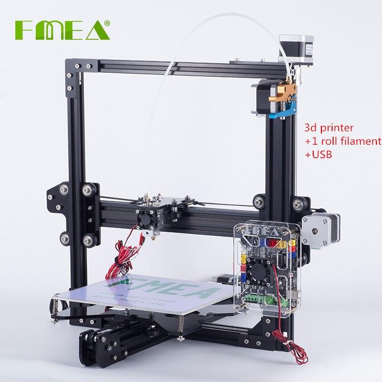FMEA Сделано в Китае добавка производства Цифровой воск кристалл лазерный prusa i3 3d Принтер Комплект