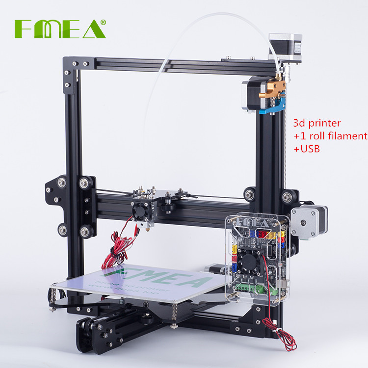 FMEA Made in china additive manufacturing digital wax crystal laser prusa i3 3d printer kit