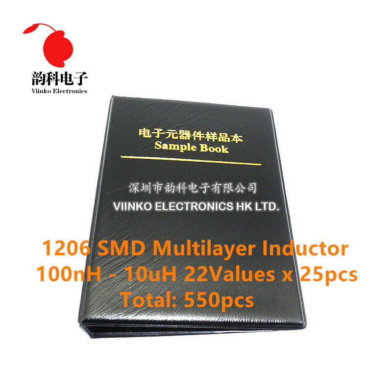 Smd Smt Montaje Superficial 1206 inductor 10uh 10 Uh 20 un