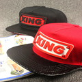 New Brand New Hot Sale Leather Basdeball Cap Hats Hip Hop QUEEN Letter KING Caps Lovers Snapback Kings Sun Hat Caps HT-146