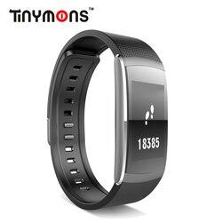 2017 Iwown i6 Pro Passometer Multi-Sport Swim Fitness Tracker Wristband IP67 Waterproof Smart Band Heart Rate Monitor Bracelet
