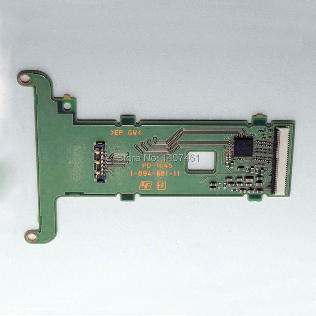 Tela LCD unidade board para Sony HXR NX100 PD 1045 PXW Z150 NX100 Z150 camcorder
