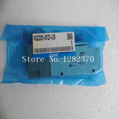 [SA] New original authentic special sales SMC solenoid valve VQZ3121-5YZ1-C8 spot [sa] new original authentic special sales smc solenoid valve vqz3121 5yz1 c8 spot