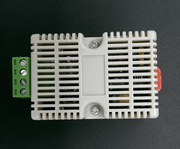 Temperature transmitter RS485 temperature acquisition module <font><b>DS18B20</b></font> sensor <font><b>MODBUS</b></font>-RTU protocol image