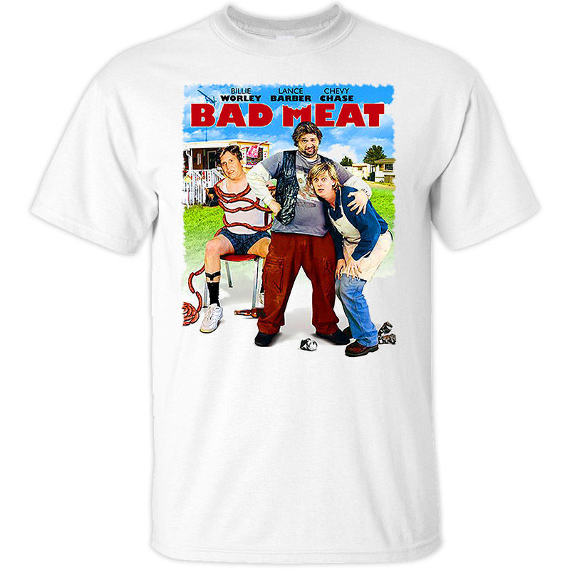 Bad Meat, Chevy Chase, 2011 T shirt Different Colours High Quality 100%