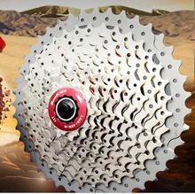 CSMS3 e CSMX3 SunRace 10 Velocidade 11-40 T 11-42 T 11-46 T Ampla Relação Cassete mtb da bicicleta da bicicleta de roda livre