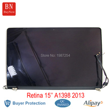 """100% New 661-8310 A1398 LCD Screen For Macbook Pro 15"""" A1398 Retina LCD Screen Assembly 2013 2014 ME664 ME665 ME293 ME294"""