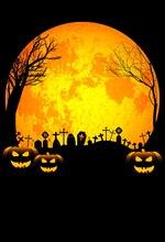 HUAYI Halloween Fundos Foto Cenário Morcegos Lua Gota Tecido XT-5923 Newborn Fotografia Backdrops Para Estúdio de Fotografia