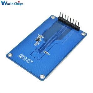 Image 2 - Полноцветный ЖК дисплей 1,8 дюйма 128x160 SPI, полноцветный TFT Модуль ST7735S 3,3 В, сменный блок питания OLED для Arduino, Комплект «сделай сам»