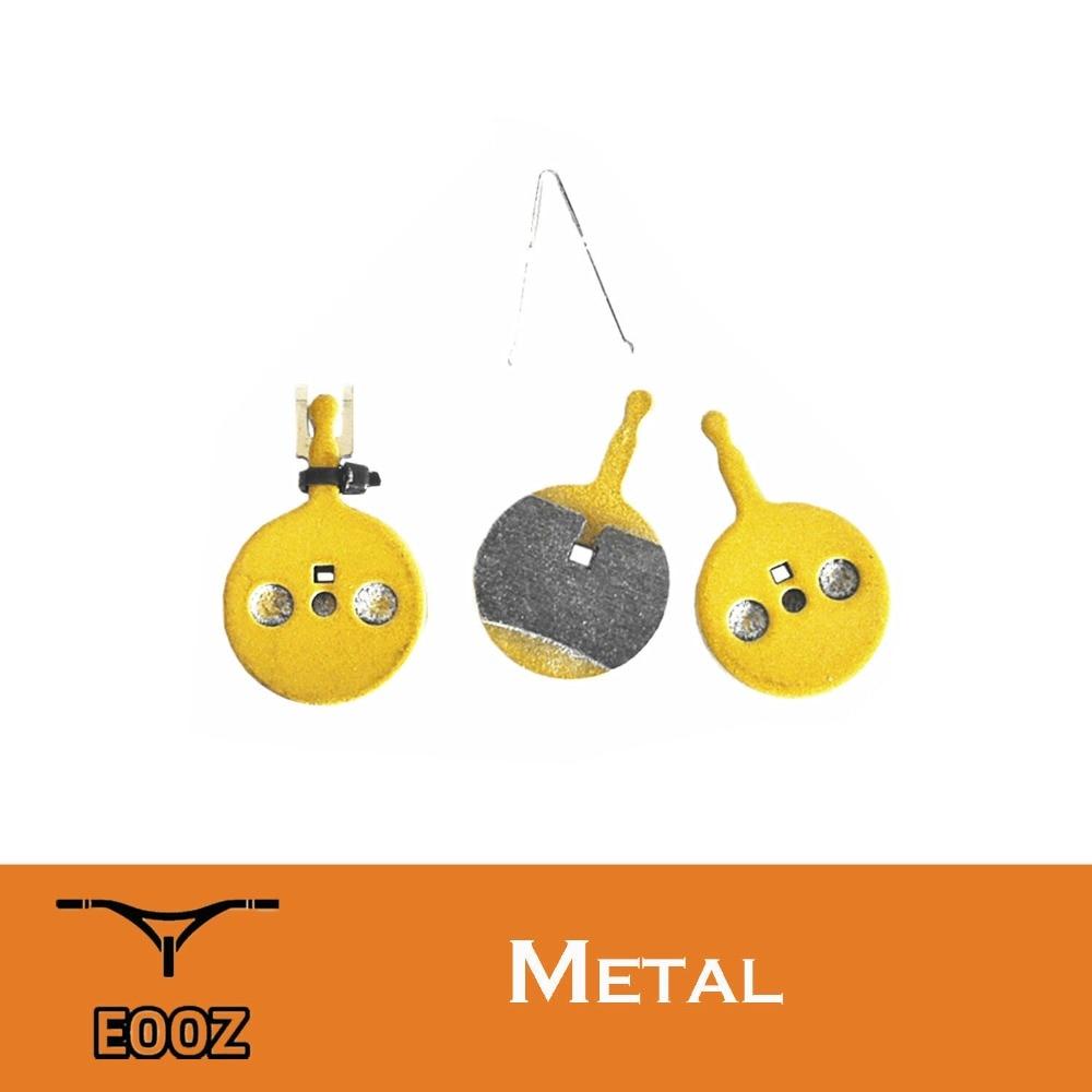 Bicycle Metallic metal disc brake pads for AVID BB5