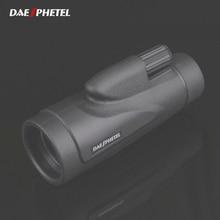 On sale DAESPHETEL  HD 12X50 monocular rofessional Hunting Telescope Zoom mobile phone photographing Binoculars With tripods