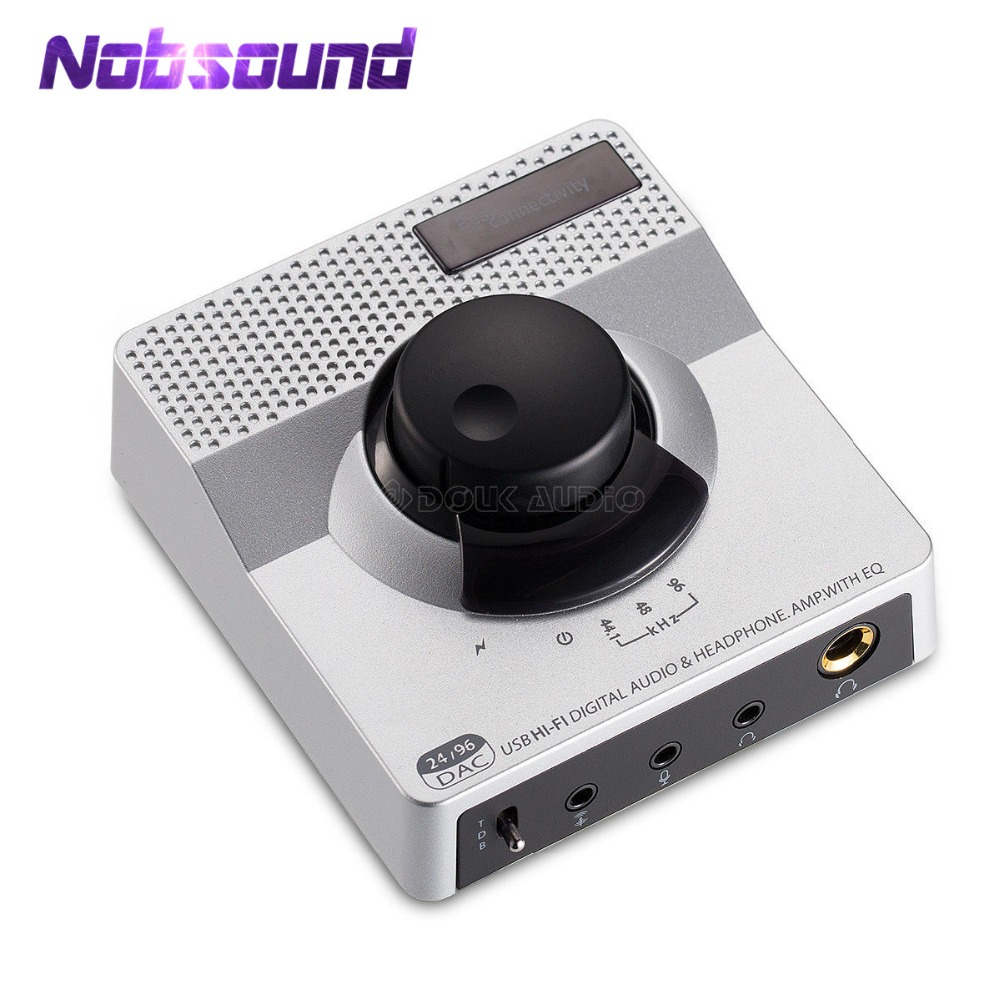 Syba Sonic Hi-Fi USB Audio DAC w// Headphone Speaker Amplifier Online Gaming